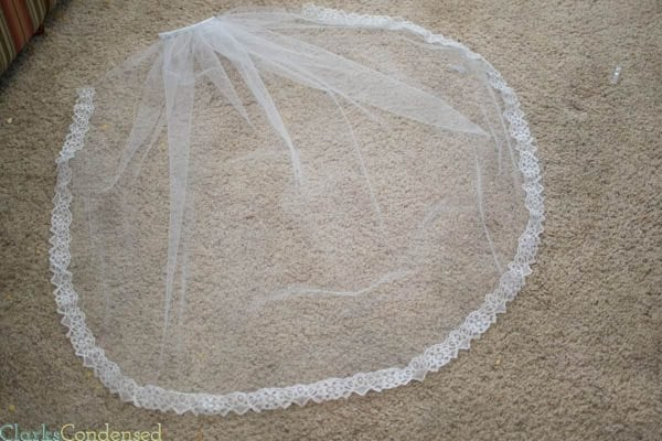 Diy Wedding Veil 21