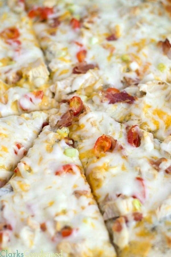 Papa murphy s chicken pizza recipe