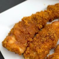 Sweet & Salty Chicken Tenders