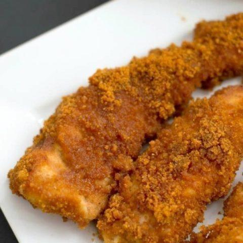 Sweet & Salty Chicken Tenders