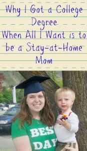 Are You Wasting Your Degree to be a Stay-at-home Mom?