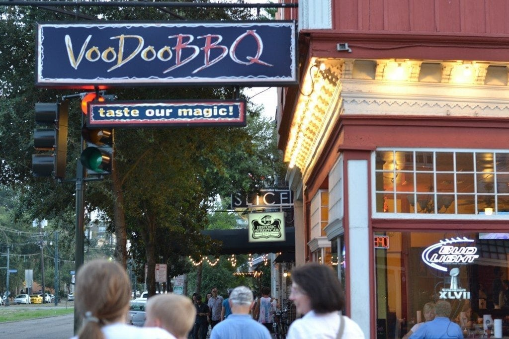 VooDoo BBQ New Orleans