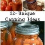 22+ Unique Canning Ideas