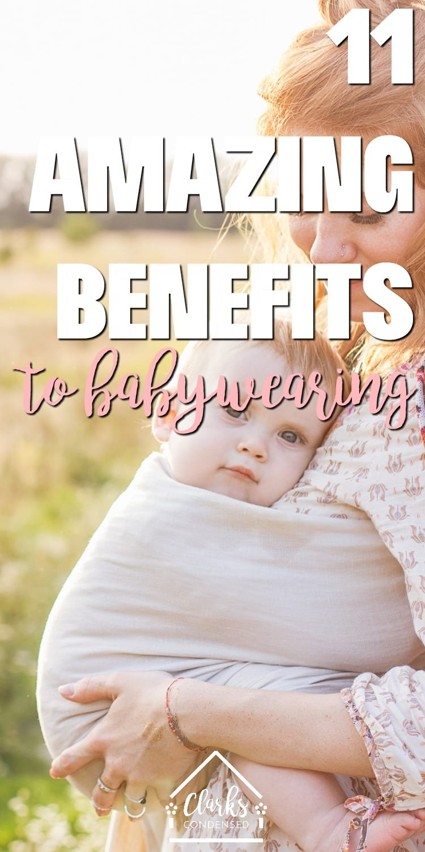 babywearing / baby carriers /newborn / fourth trimester / best baby carriers / crunchy mom / baby wearing via @clarkscondensed