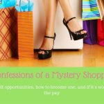Confessions of a Mystery Shopper