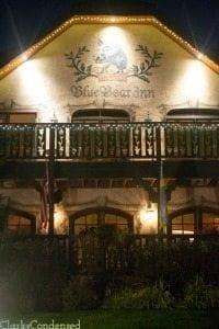 Midway, Utah Blue Boar Inn Review