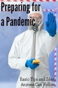 Preparing for a Pandemic