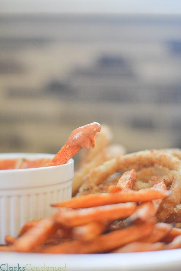 Spicy Fry Sauce Recipe — Dishmaps