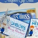 Frozen Neighbor Gift Idea and Printable