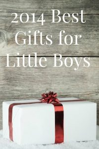 The Best Gifts for 2 Yr old boys