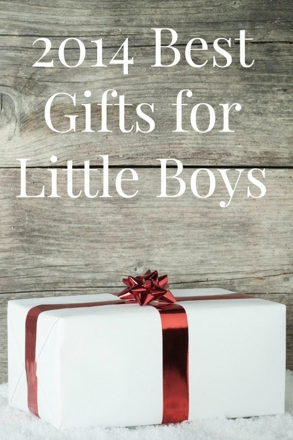 Little Boy Gift Ideas
