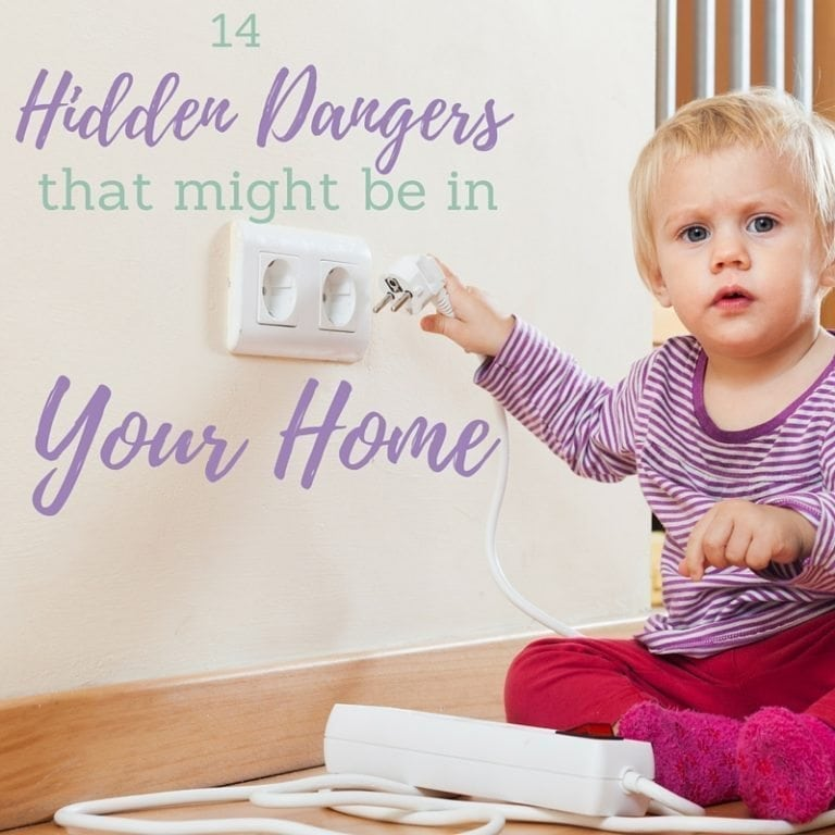 14 Hidden Dangers That Might Be In Your Home