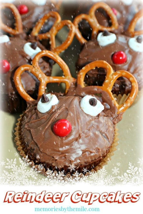 Easy reindeer cupcakes everyone will love these forumfinder Choice Image