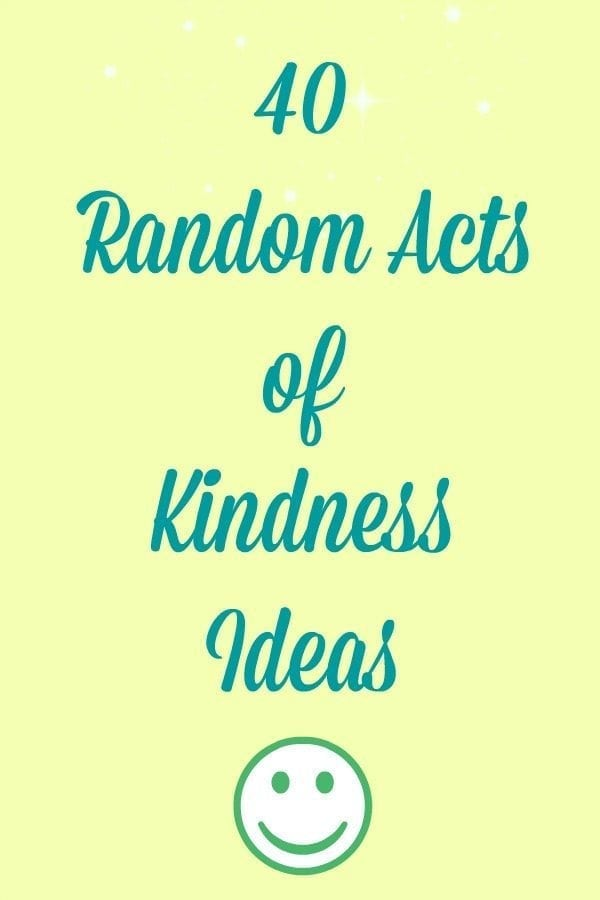 a personal story on the acts of kindness Random acts of kindness -- 103 easy ways you can carry out kindness daily how great that these random acts of kindness can make someone's entire day.