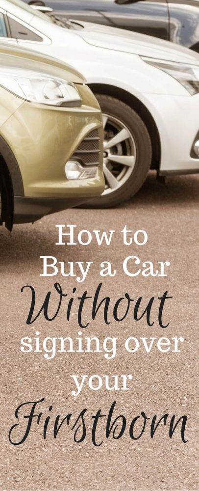 Tips for buying a car without getting scammed or swindled via @clarkscondensed