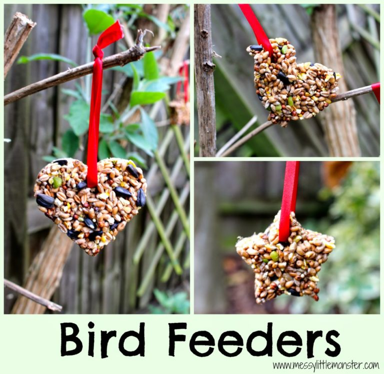 bird feeders light