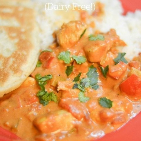 Easy Chicken Tikka Masala Recipe