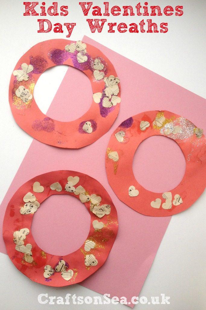 kids-valentines-day-wreaths