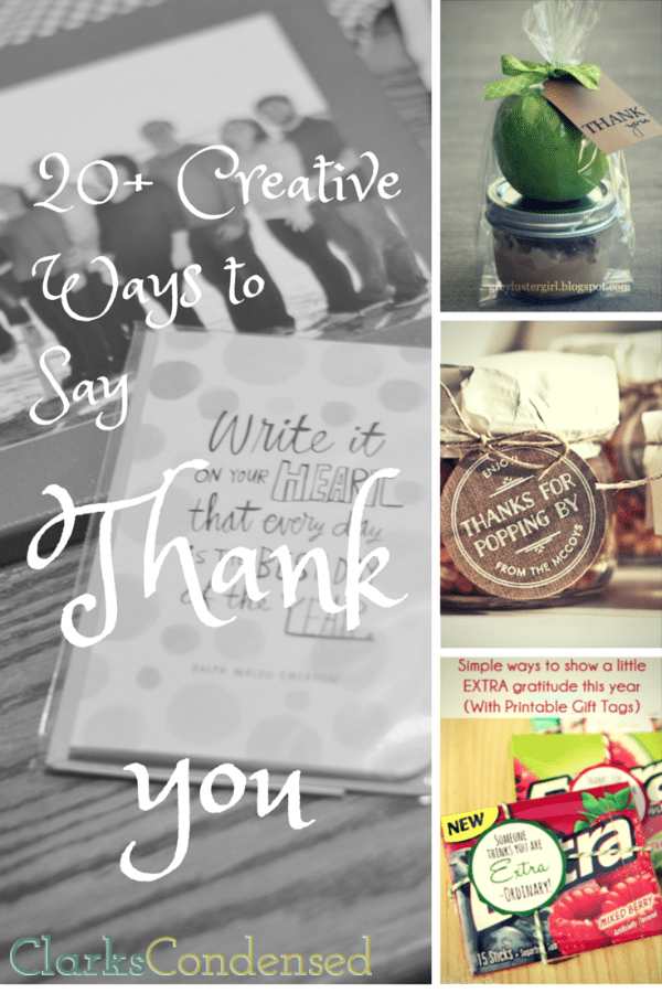 Unique Ways To Decorate Living Room: 20+ Creative Ways To Say Thank You