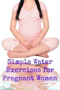 Water Exercise During Pregnancy