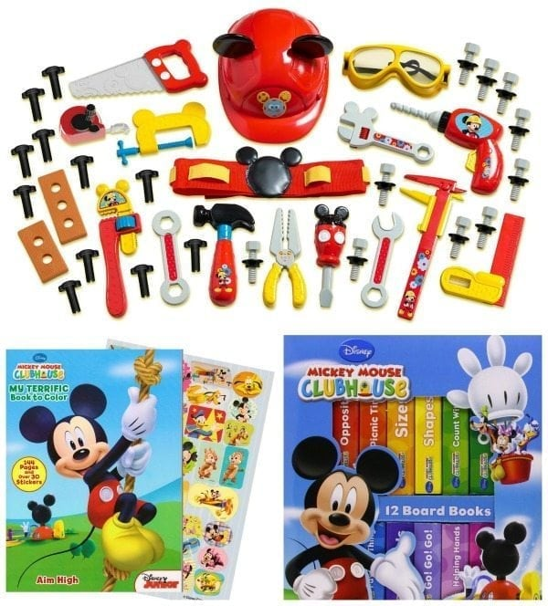 Mickey Mouse Bundle Giveaway