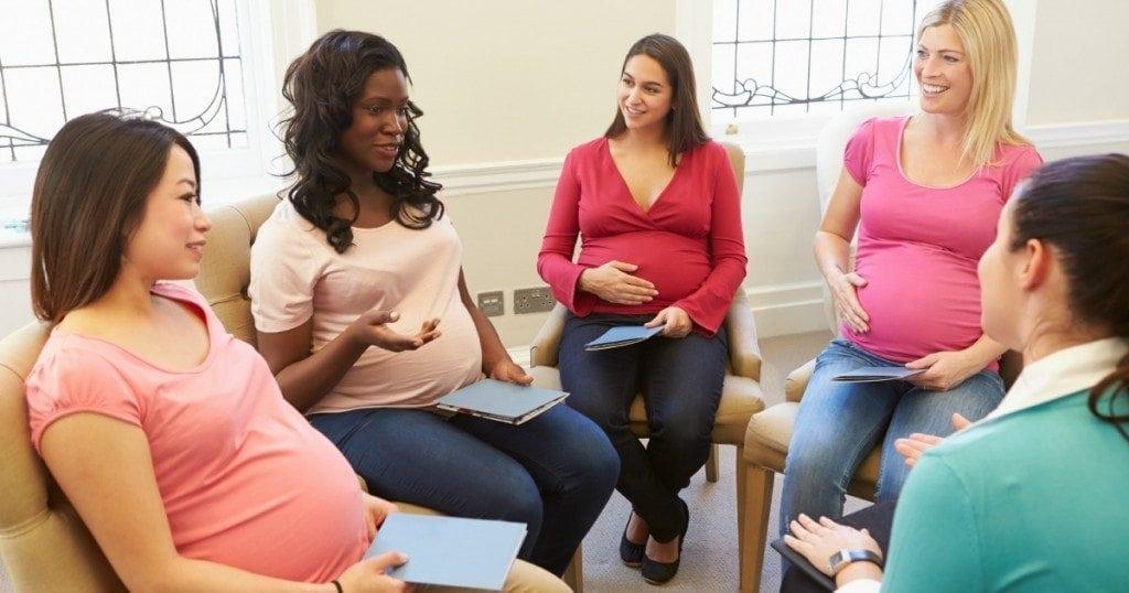 Pregnancy Debate of who had it worst