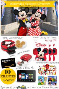 Ultimate Disney Giveaway