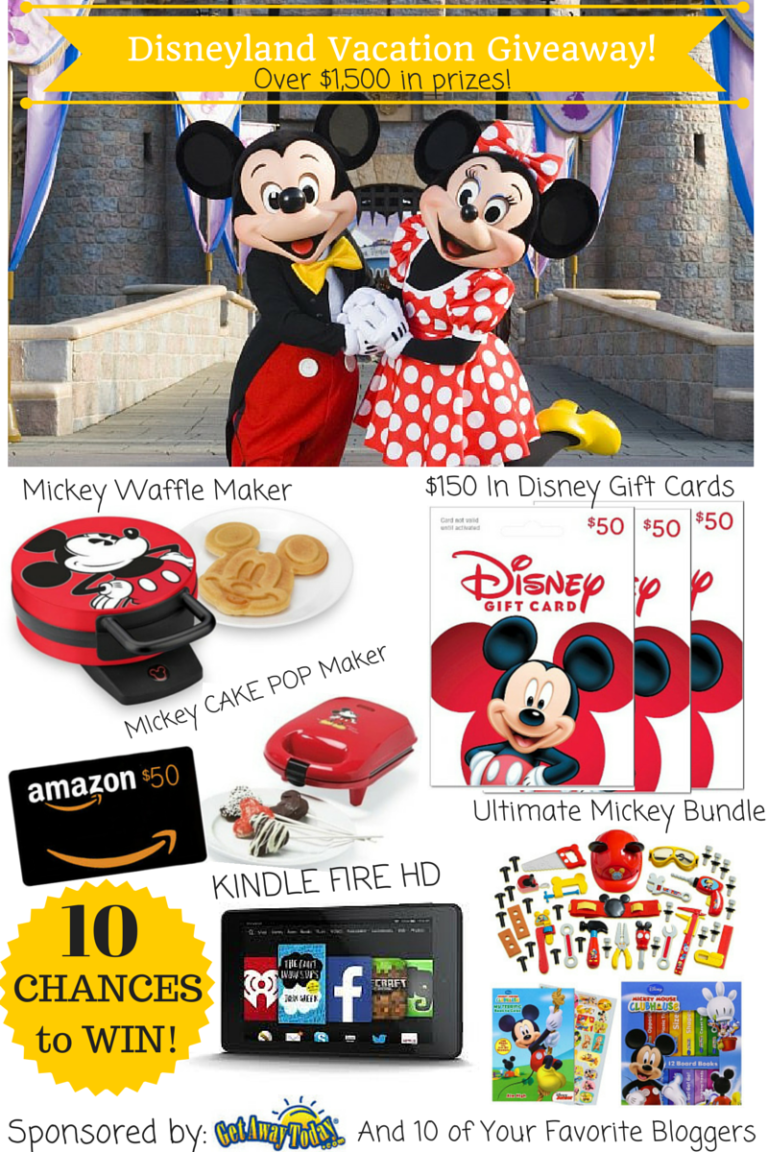 Ultimate Disney Giveaway