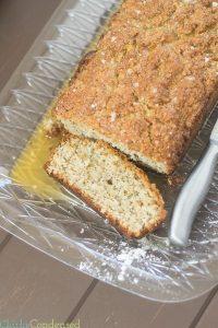 Gluten Free Poppyseed Bread Recipe