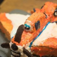 Dusty Planes Cake and Best Buttercream Frosting Recipe