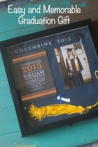 Easy Graduation Gift Idea