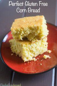 Perfect Gluten Free Corn Bread Recipe