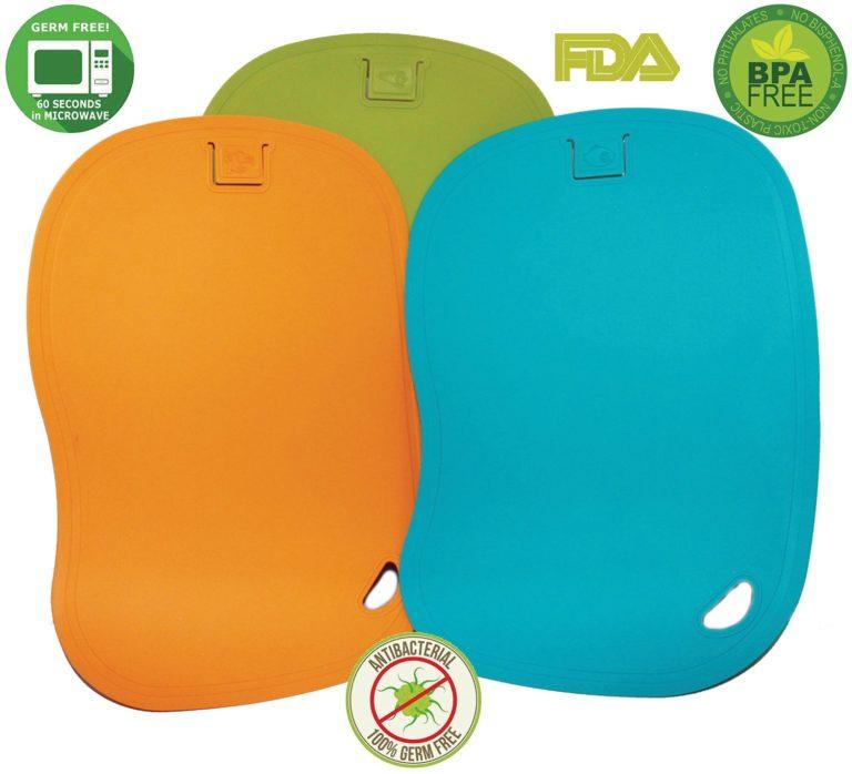 Weekly Day (valid 5/7-5/9): Antibacterial Enviroboard Cutting Boards