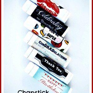 Chapstick Pinterest