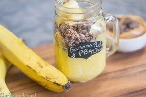 Easy Banana Pudding Parfait
