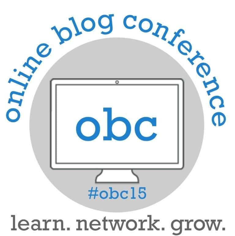 Online Blog Conference 2015