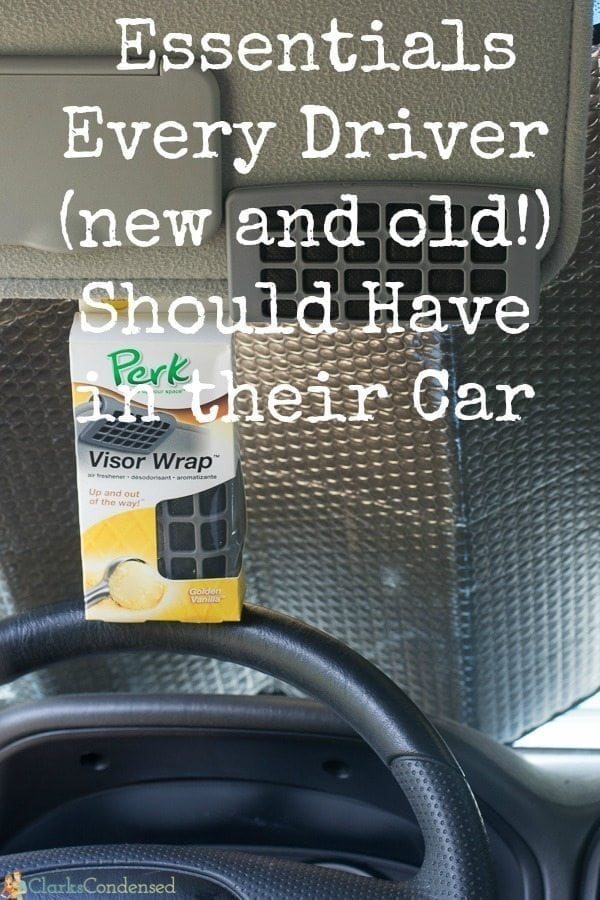 Basic Car Essentials Every Driver Should Have