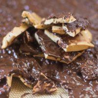 Chocolate Honeycomb Candy Recipe