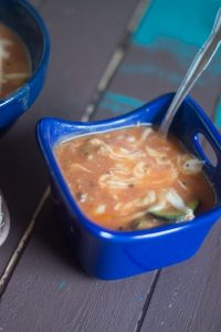 Skinny Lasagna Soup Recipe