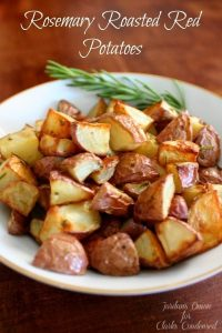 Rosemary Roasted Red Potatoes Recipe