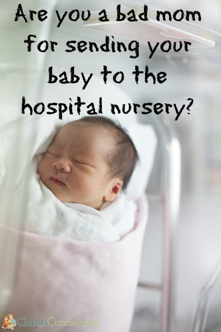 sending-baby-to-nursery