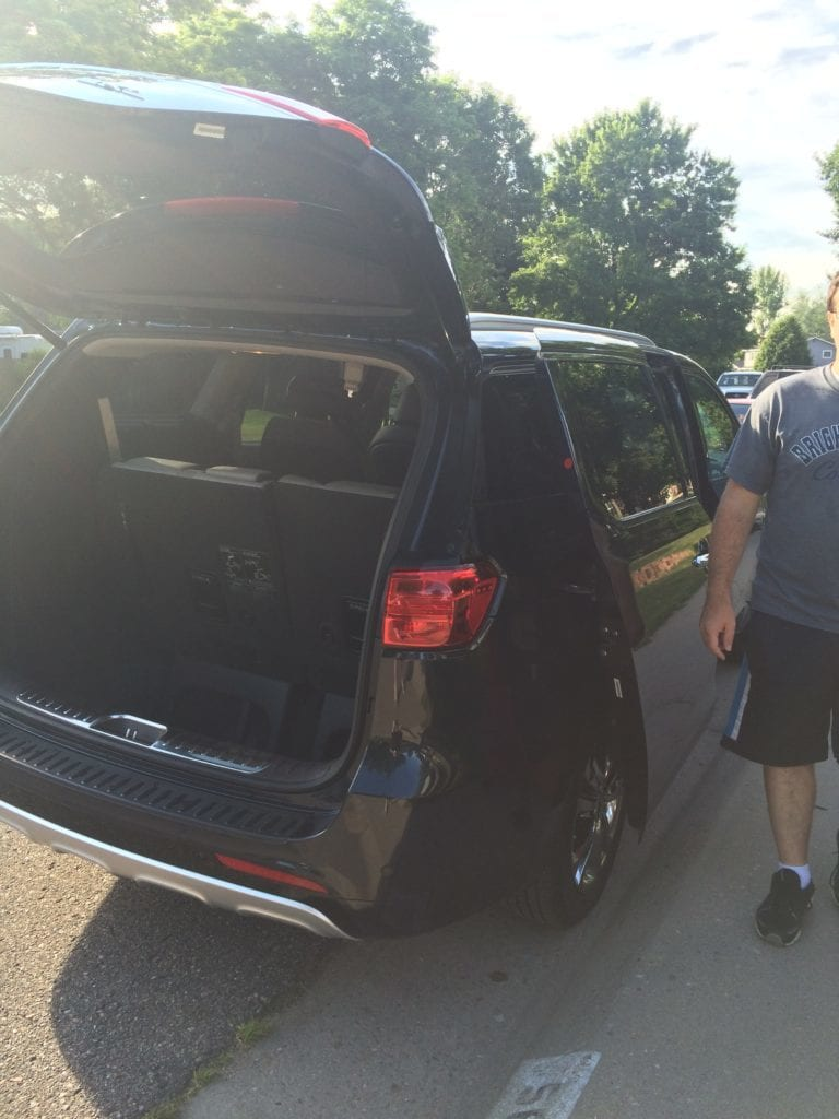 Road Tripping with the 2015 Kia Sedona