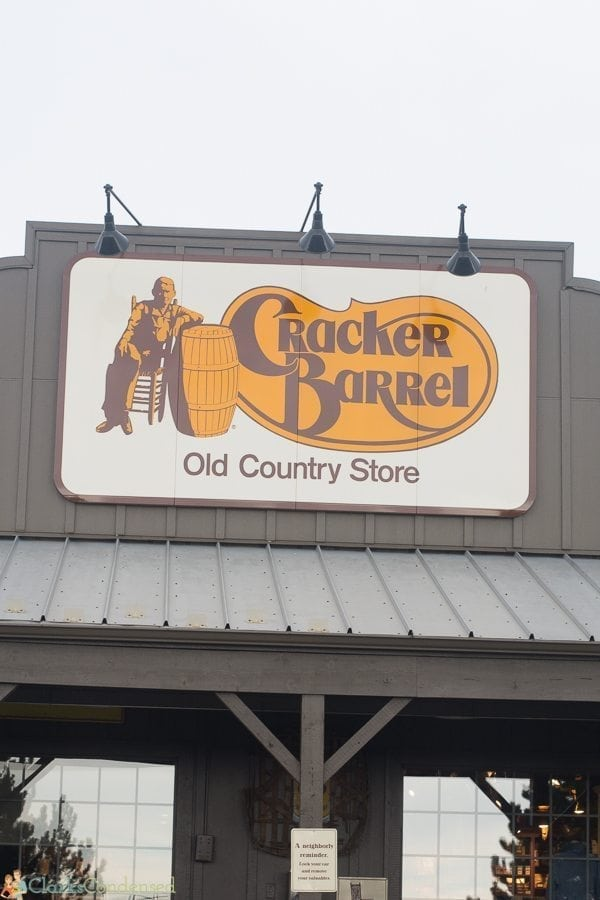 Cracker Barrel Northglenn Review