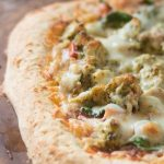 Naan Pizza Crust Recipe