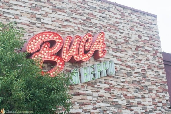 Back-to-School Family Dinner – Buca di Beppo 4 for $40 Coupon