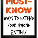 19 Ways to Extend Your iPhone's Battery Life