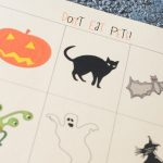 Halloween Don't Eat Pete Game Board Printable