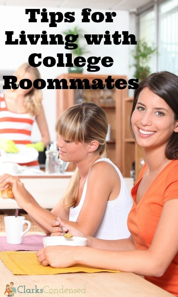 5 Tips for Living with College Roommates