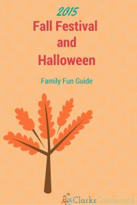 2015 Family Fall Festivals and Halloween Guide
