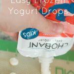 Easy Yogurt Drops